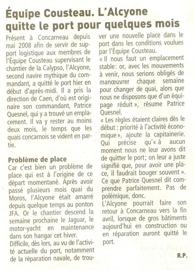 [AUTRES SUJETS DIVERS] LA CALYPSO - Page 10 Numari47