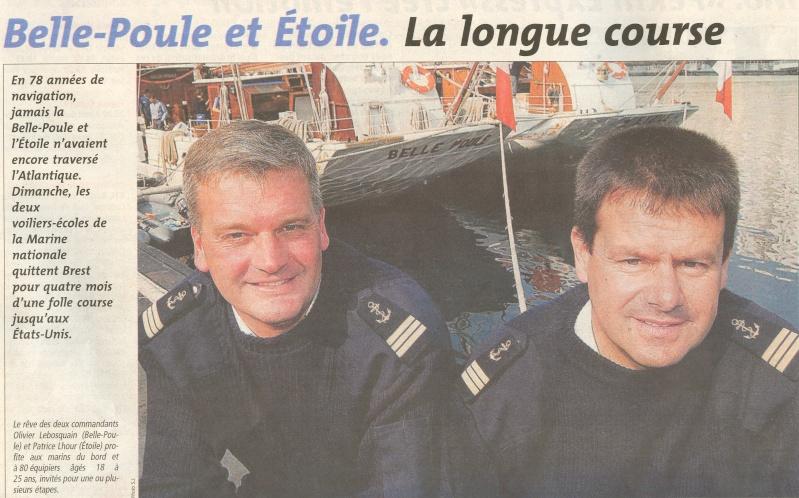 L'ÉTOILE ET LA BELLE-POULE (BE) - Page 4 Numari58
