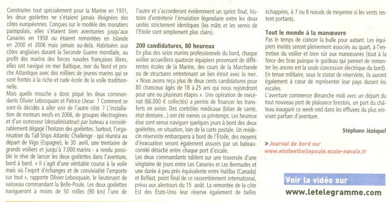 L'ÉTOILE ET LA BELLE-POULE (BE) - Page 4 Numari59