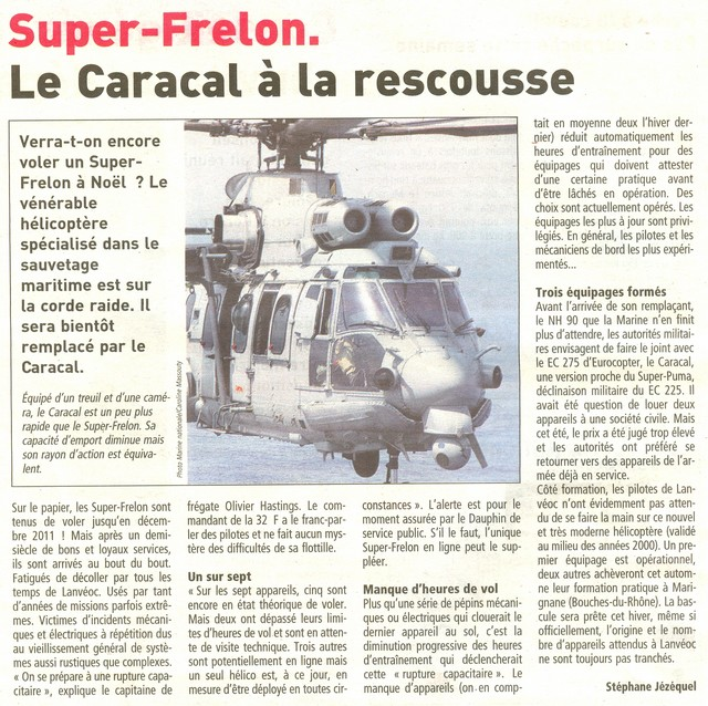 [Aéronavale divers] SUPER FRELON - Page 6 Super_10