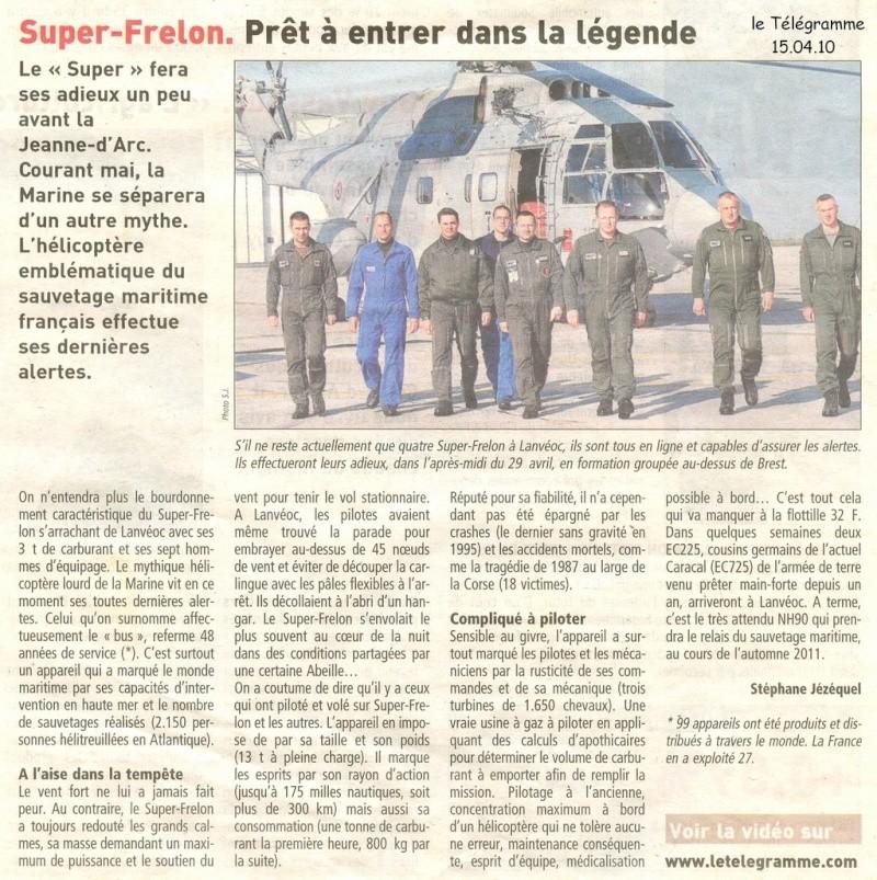 [Aéronavale divers] SUPER FRELON - Page 9 Super_11