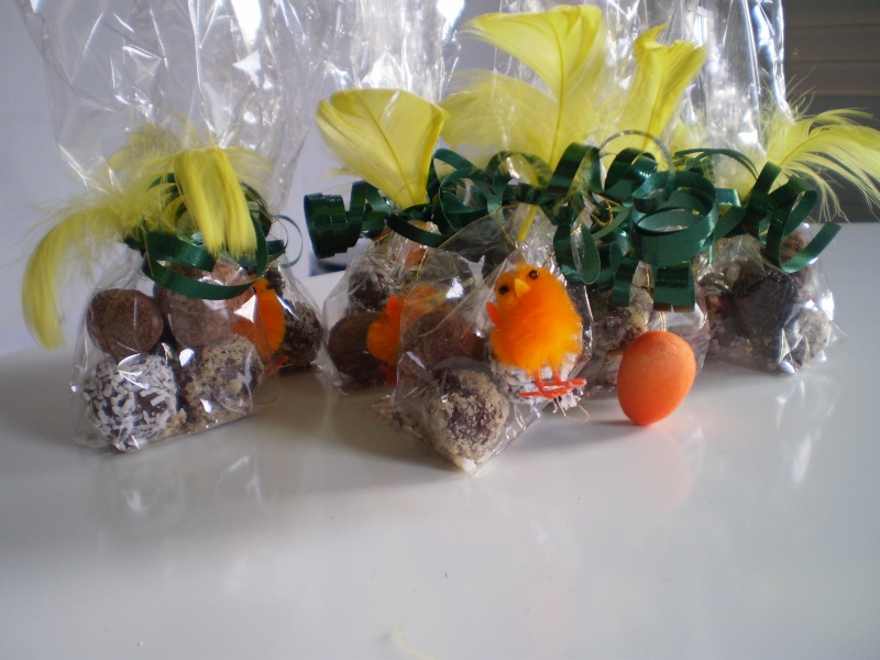 Truffes au chocolat - Page 2 P3300610