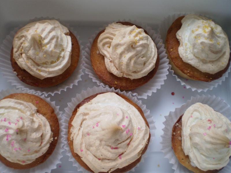 Cupcakes : recettes et décors simples - Page 2 P6050410