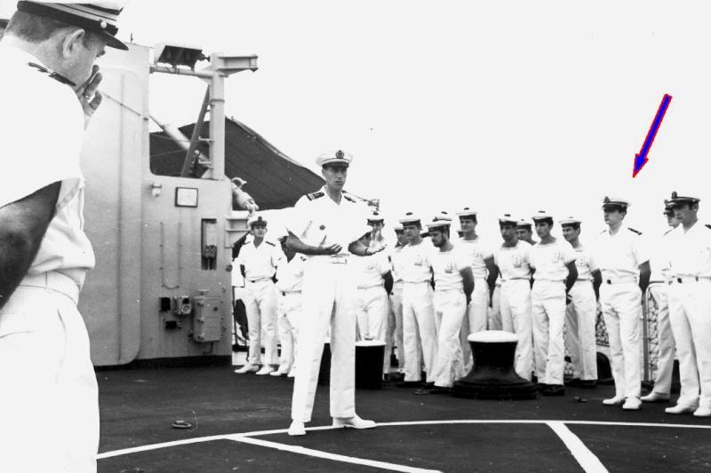 [ Les traditions dans la Marine ] LE PASSAGE DE LA LIGNE - ÉQUATEUR (Sujet unique) - Page 8 Atlant10