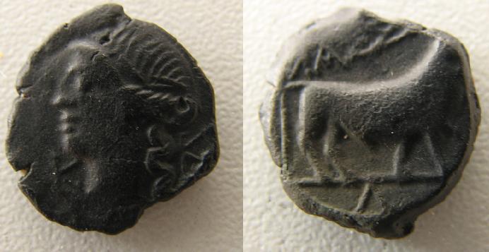 Bronze au taureau passant (Massalia) [WM n° 6686] Masa10