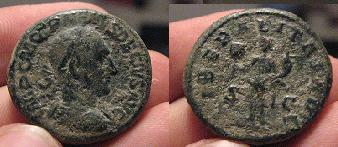 As de Trajan Dèce Trajan10