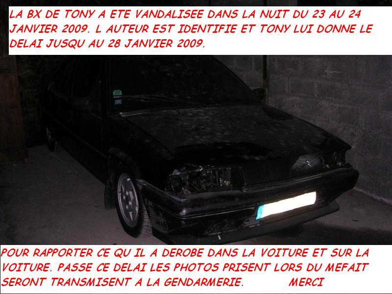 Pièces BX Ourane Dscn6510