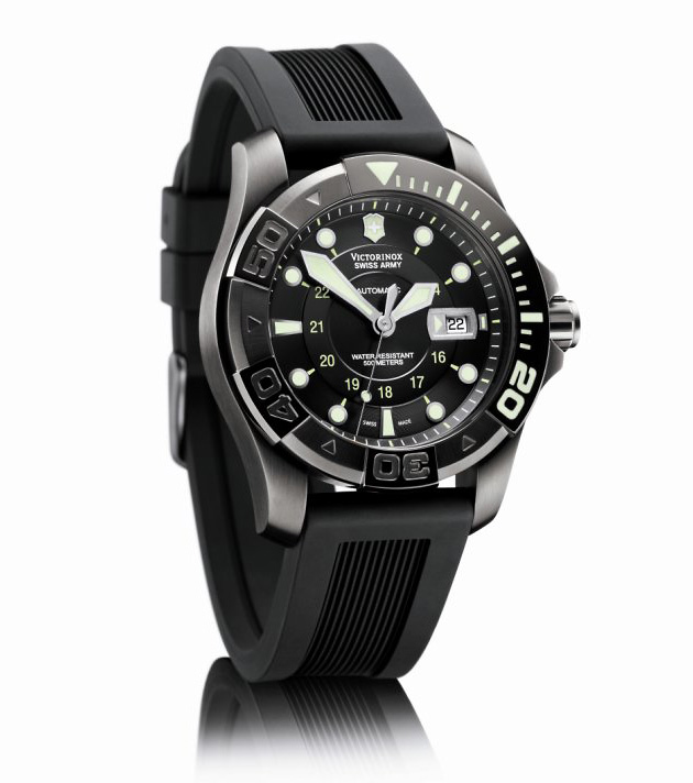 News : Victorinox Dive Master 500 PVD Blue Ice Victor11