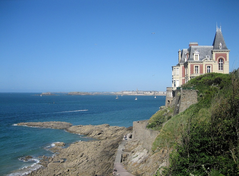 Saint-Malo [La cité Corsaire] - Page 4 Brune10