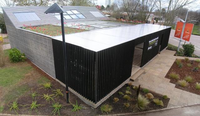 Construisons Demain, la maison écoresponsable (2009-2010) Constr10