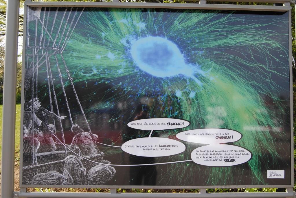 Science/Fiction : Voyage au coeur du vivant (expo photo) - 2011 Dsc_0719