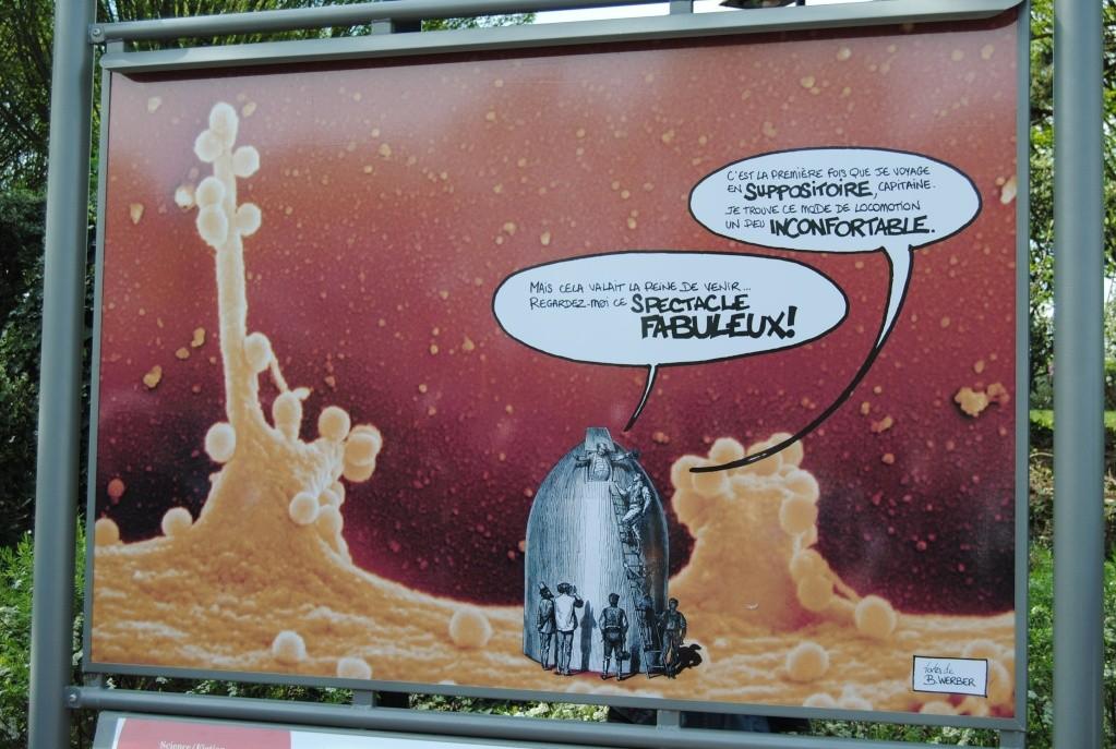 Science/Fiction : Voyage au coeur du vivant (expo photo) - 2011 Dsc_0826
