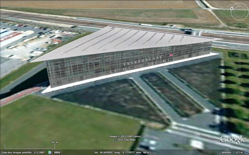 Le Parc dans Google Earth / Google Street View - Page 2 Gare10