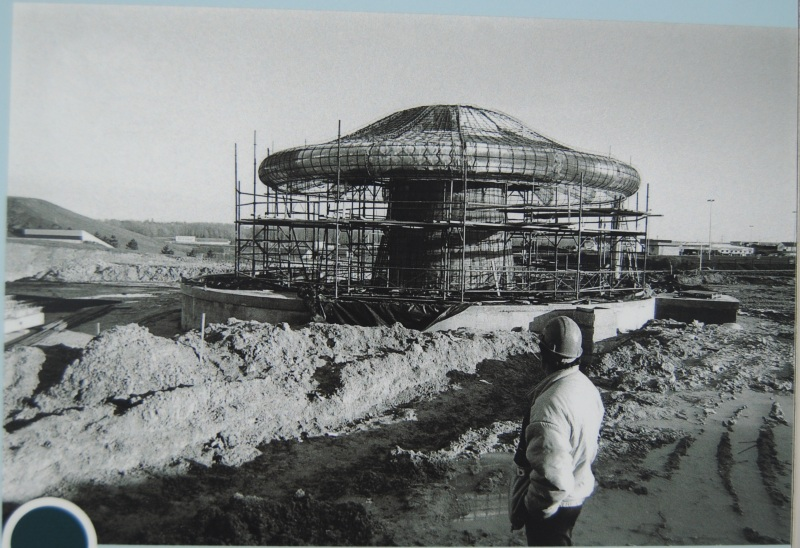 La construction du Futuroscope en images Nr_19813