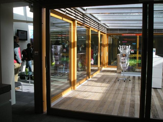 Construisons Demain, la maison écoresponsable (2009-2010) P2073122
