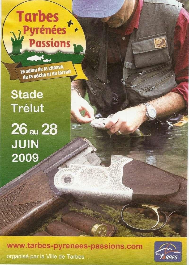 Salon peche chasse à Tarbes Numari14