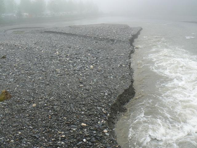 Vidange du lac d'Artigues P1020412