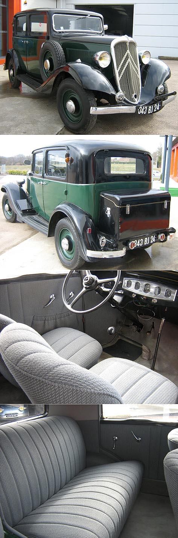 7U 1934 chez Bérigaud A2521210