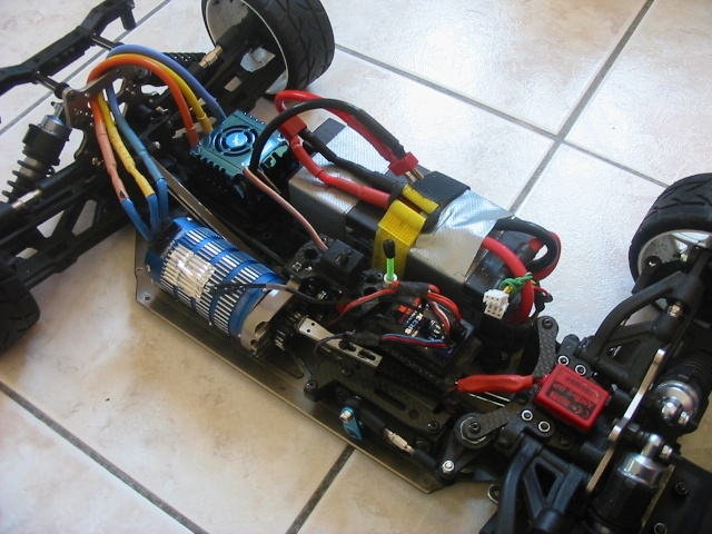 Mon STR8 Brushless RG Img_8113