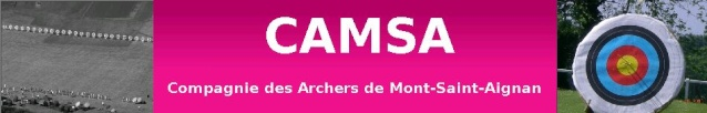 COMPAGNIE DES ARCHERS DE MONT-SAINT-AIGNAN