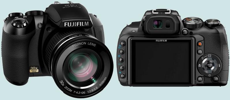 Fuji FinePix HS10, zoom 30x, annoncé pour mi-avril 2010 Finepi11