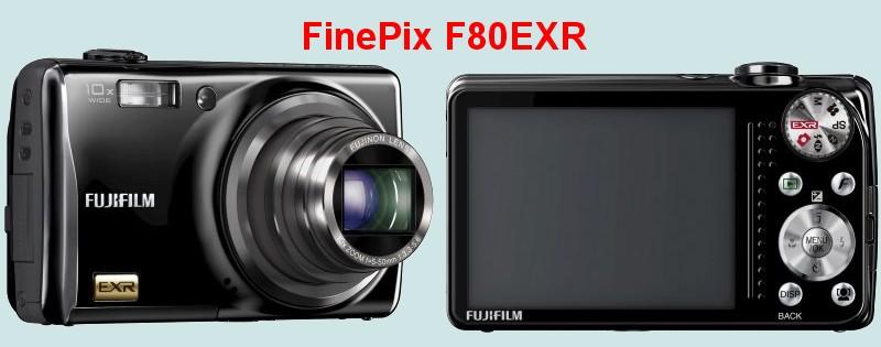 FinePix F80EXR Expert annoncé pour mi-avril 2010 Finepi12