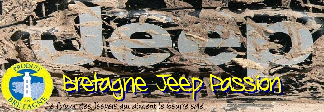 Bretagne Jeep Passion