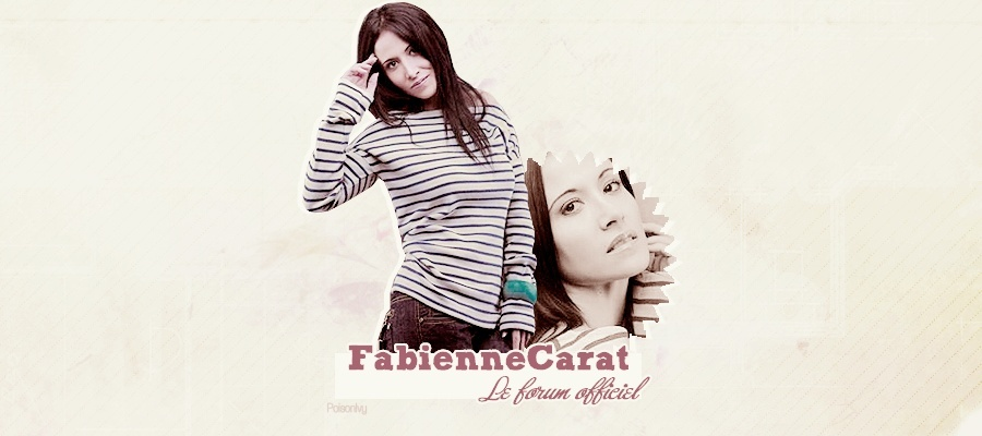 Fabienne Carat - Le forum officiel