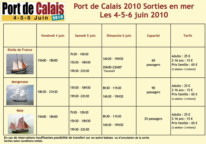 Journées de la Mer - Calais  Sorties en mer les 4-5-6 juin ! Sortie10
