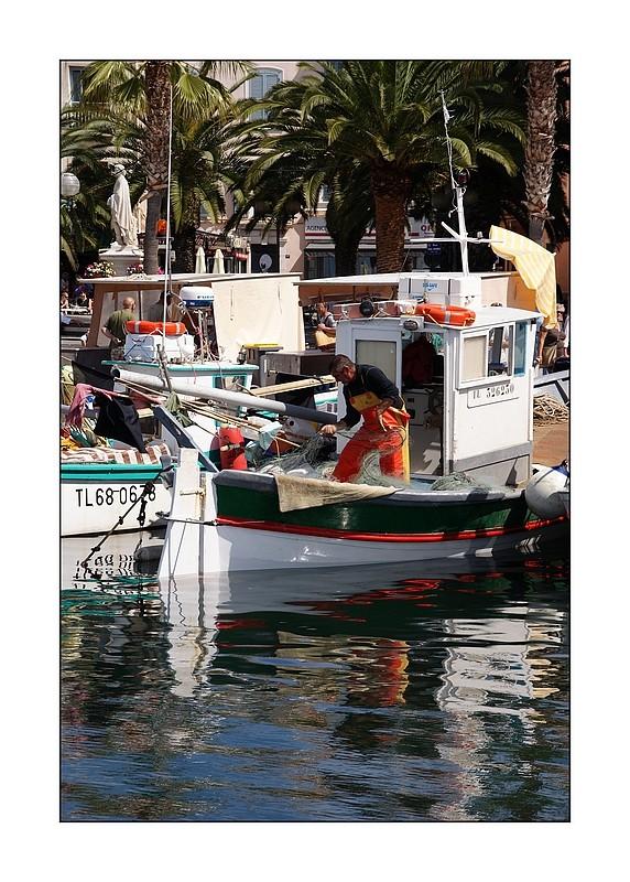 port de sanary sur mer  ma pt ville Dsc05720