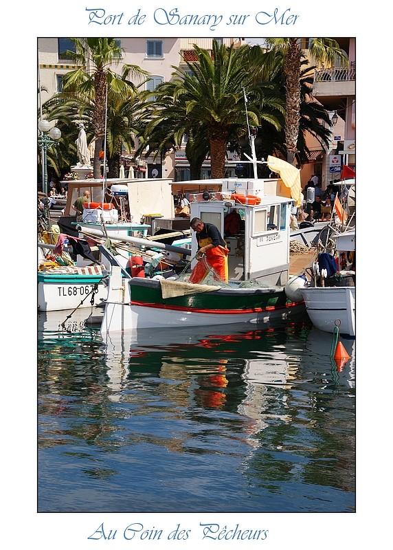 port de sanary sur mer  ma pt ville Dsc05721