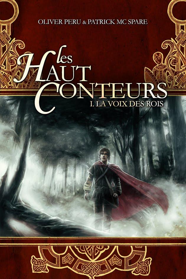 [Peru, Olivier & Mc Spare, Patrick] Les Haut Conteurs - Tome 1: La voix des rois Hauts_10