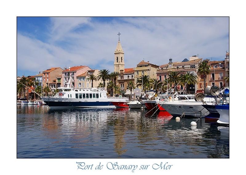 port de sanary sur mer  ma pt ville Sanary11