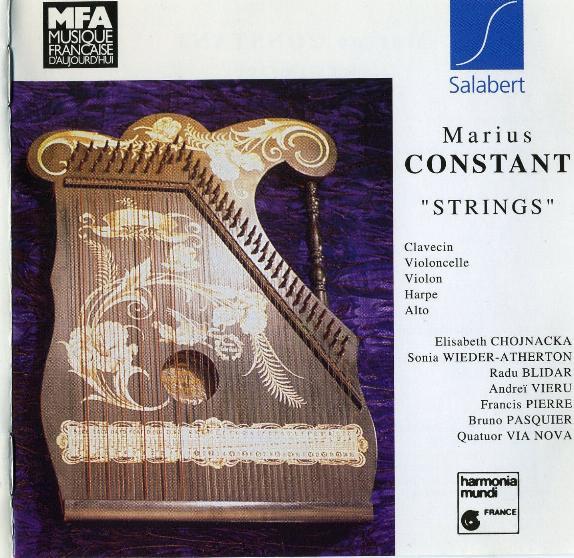 Marius Constant (1925 - 2004) 0111