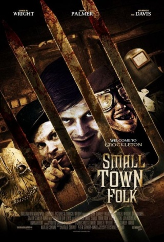 Small Town Folk (2007, Peter Stanley-Ward) Poster11