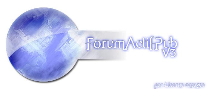 ForumActif-Pub