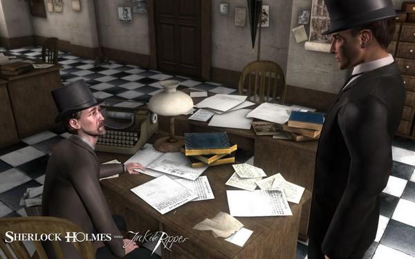 Démo jouable Sherlock Holmes Contre Jack l'Éventreur 02027611