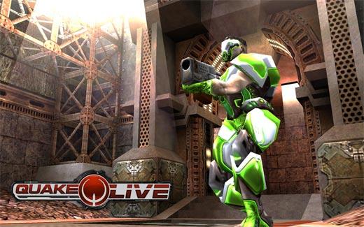 Quake Live : le retour de QuakeIII mais en gratuit Web-al10