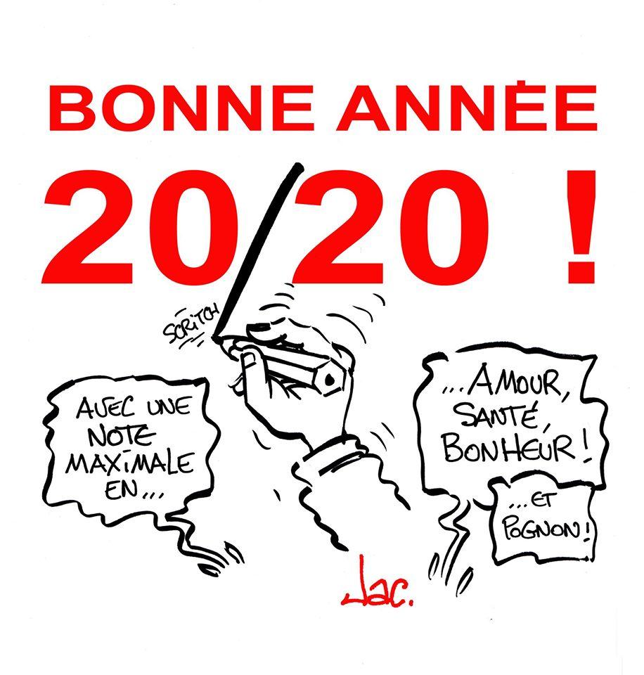 bonne année !!!!! 202010