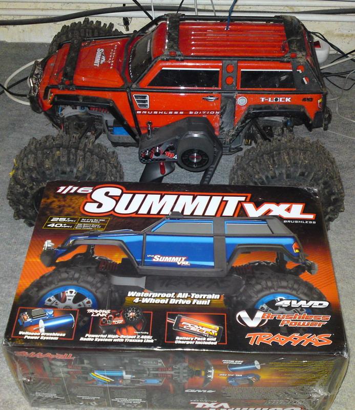 Mon nouveau jouet Summit10