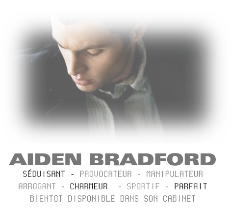 Perfect Link With A Perfect Man? Aiden Bradford _ UC Craint12