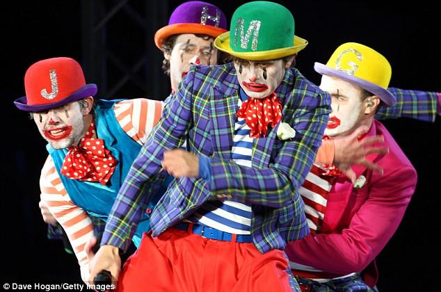 """Photos de """"The Circus Live""""2009 Tct110"""