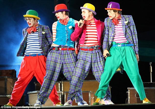 """Photos de """"The Circus Live""""2009 Tct210"""