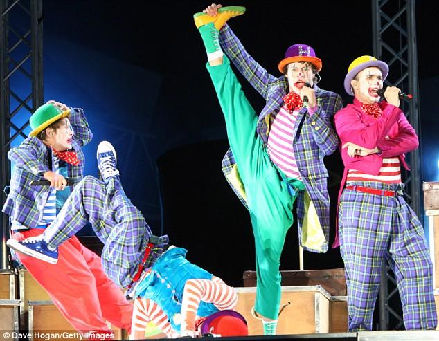 """Photos de """"The Circus Live""""2009 Tct310"""