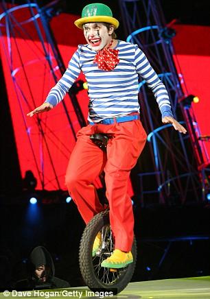 """Photos de """"The Circus Live""""2009 Tct510"""