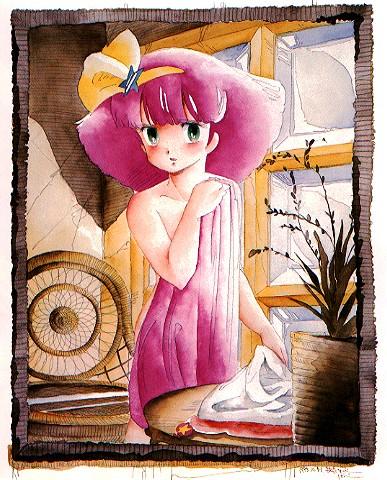 Hit or Miss ? version manga-animé - Page 6 Illust10