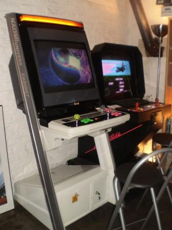 [VENDU] Borne Naomi avec Xbox360 intégrée Gamero11