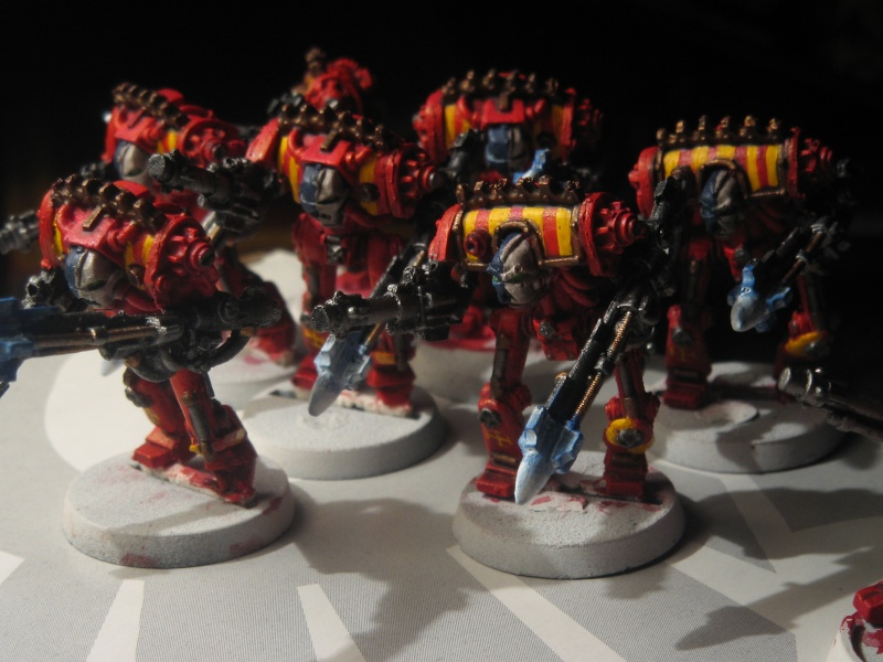 Lionel - Chevaliers Loyalistes 3000 points - Terminé - Page 2 Img_7011