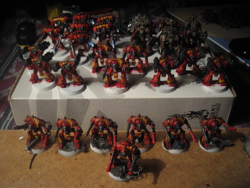Lionel - Chevaliers Loyalistes 3000 points - Terminé - Page 2 Img_7013