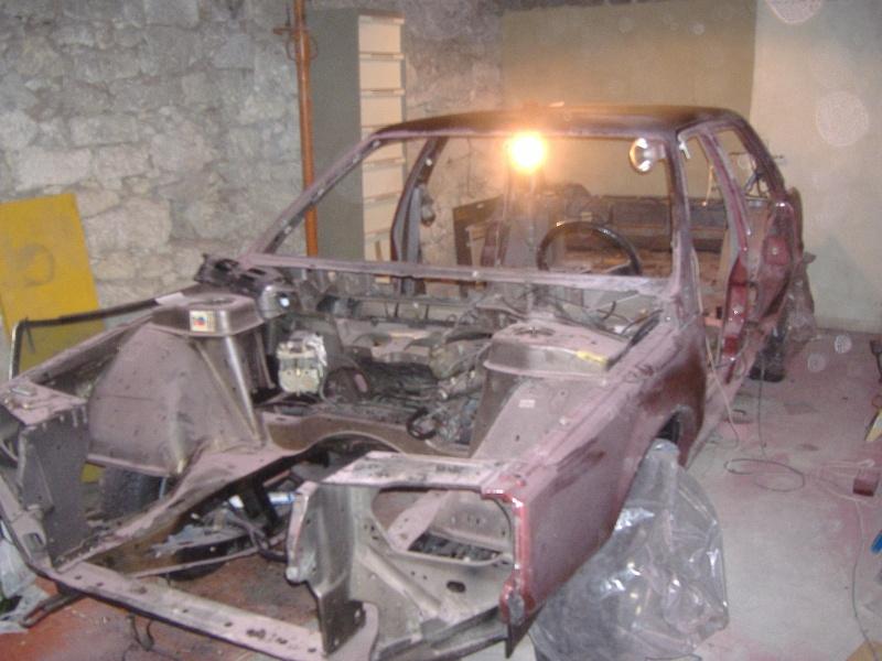 Restauration d'une Renault 25 Limousine Dscf9614
